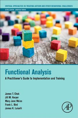 Functional Analysis: A Practitioner's Guide to Implementation and Training-cover