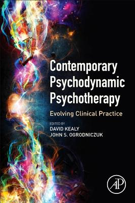 Contemporary Psychodynamic Psychotherapy: Evolving Clinical Practice-cover