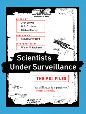 Scientists Under Surveillance: The FBI Files-cover