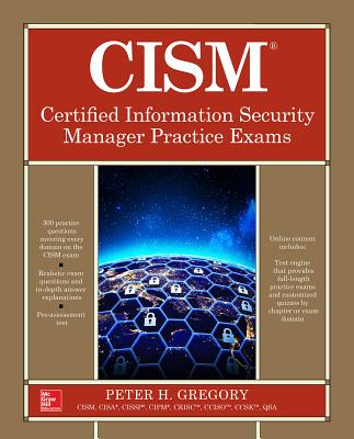 CISM Certified Information Security Manager Practice Exams-cover