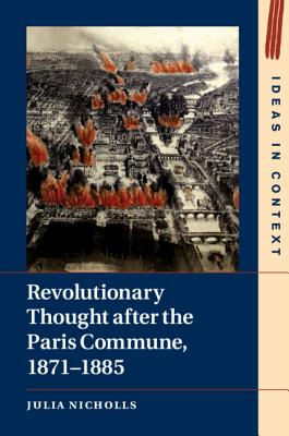 Revolutionary Thought After the Paris Commune, 1871-1885-cover