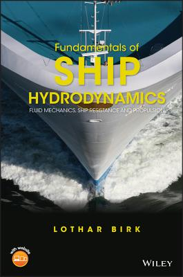 Fundamentals of Ship Hydrodynamics: Fluid Mechanics, Ship Resistance and Propulsion-cover
