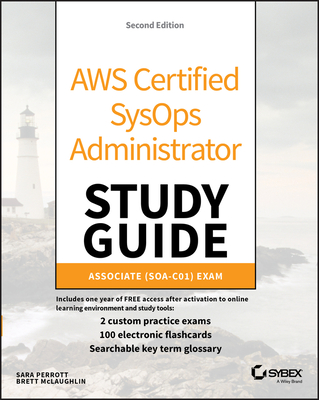 Aws Certified Sysops Administrator Study Guide: Associate Soa-C01 Exam-cover