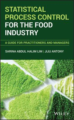 Statistical Process Control for the Food Industry: A Guide for Practitioners and Managers-cover