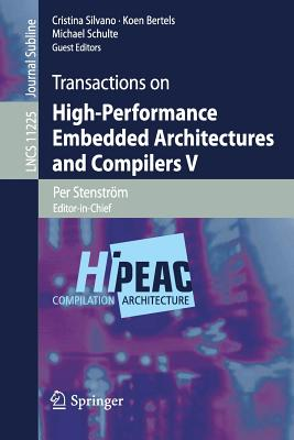Transactions on High-Performance Embedded Architectures and Compilers V