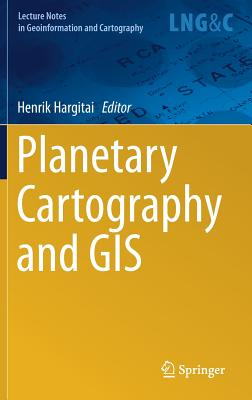 Planetary Cartography and GIS-cover