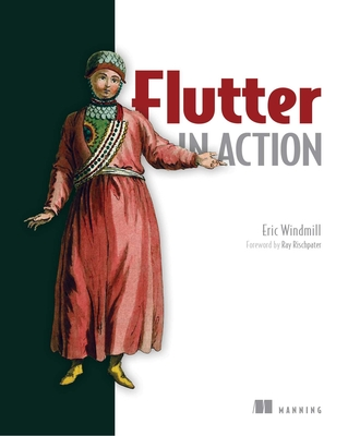 Flutter in Action-cover