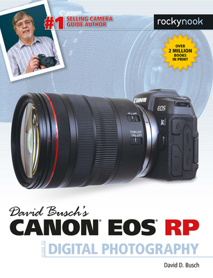 David Busch's Canon EOS Rp Guide to Digital Photography-cover
