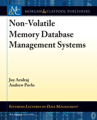 Non-Volatile Memory Database Management Systems-cover