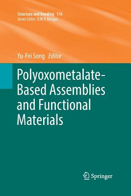 Polyoxometalate-Based Assemblies and Functional Materials-cover