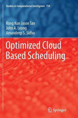 Optimized Cloud Based Scheduling-cover