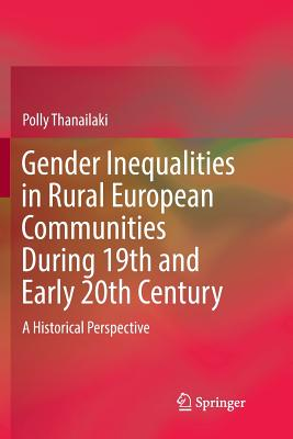 Gender Inequalities in Rural European Communities During 19th and Early 20th Century: A Historical Perspective-cover
