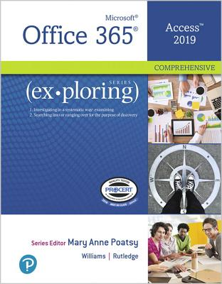 Exploring Microsoft Office Access 2019 Comprehensive-cover