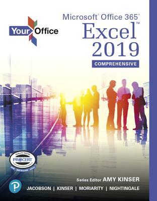 Your Office: Microsoft Office 365, Excel 2019 Comprehensive-cover