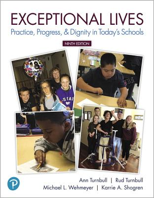 Exceptional Lives: Practice, Progress, & Dignity in Today's Schools-cover