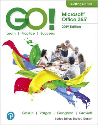 Go! with Microsoft Office 2019 Getting Started-cover