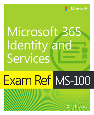 Exam Ref Ms-100 Microsoft 365 Identity and Services-cover