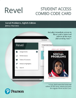 Revel for Social Problems -- Combo Access Card-cover