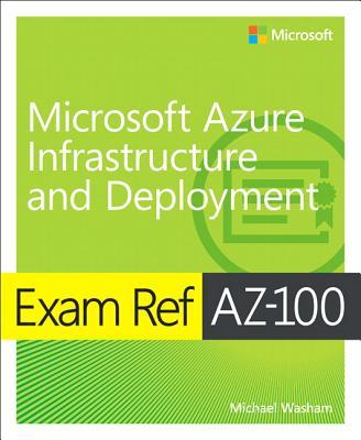 Exam Ref Az-103 Microsoft Azure Administrator-cover