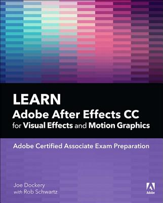 Learn Adobe After Effects CC for Visual Effects and Motion Graphics-cover