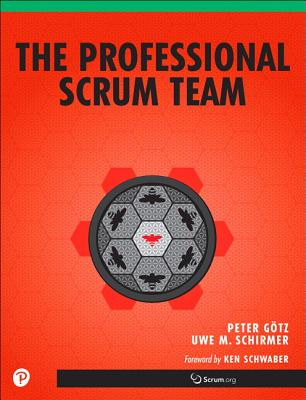The Professional Scrum Team-cover