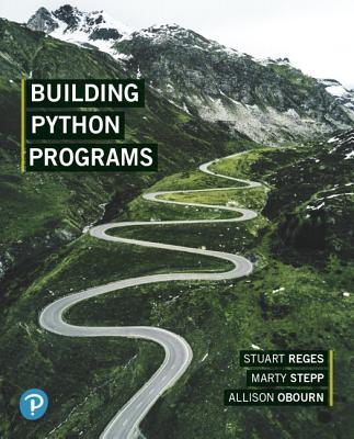 Building Python Programs, Student Value Edition-cover
