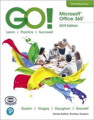 Go! with Microsoft Office 365, 2019 Edition Introductory-cover