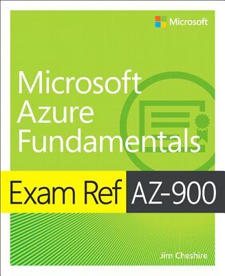 Exam Ref Az-900 Microsoft Azure Fundamentals-cover