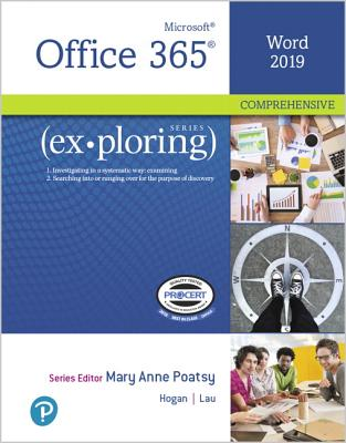 Exploring Microsoft Word 2019 Comprehensive-cover