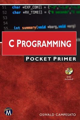 C Programming Pocket Primer (Computing)-cover