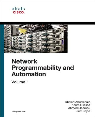 Network Programmability and Automation, Volume 1-cover