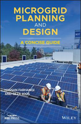 Microgrid Planning and Design: A Concise Guide-cover