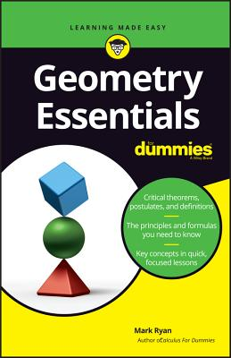Geometry Essentials for Dummies-cover