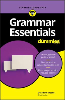 Grammar Essentials for Dummies-cover