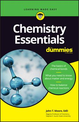 Chemistry Essentials for Dummies-cover