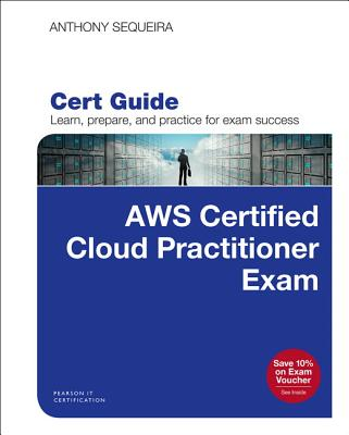 Aws Certified Cloud Practitioner (Clf-C01) Cert Guide-cover