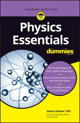 Physics Essentials for Dummies-cover
