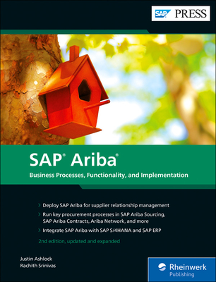 SAP Ariba: Business Processes, Functionality, and Implementation-cover