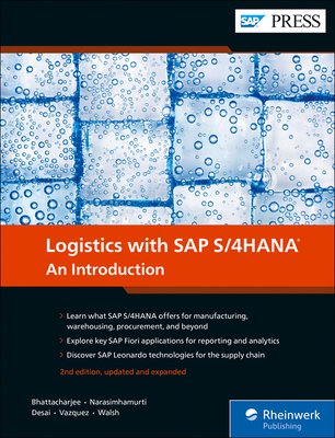 Logistics with SAP S/4hana: An Introduction-cover