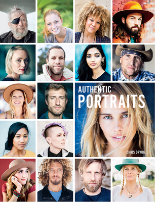 Authentic Portraits: Searching for Soul, Significance, and Depth-cover