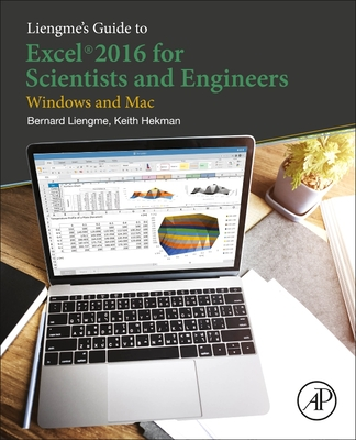 Liengme's Guide to Excel 2016 for Scientists and Engineers-cover