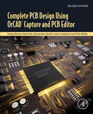 Complete PCB Design Using Orcad Capture and PCB Editor-cover