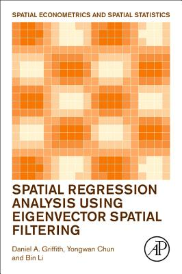 Spatial Regression Analysis Using Eigenvector Spatial Filtering-cover