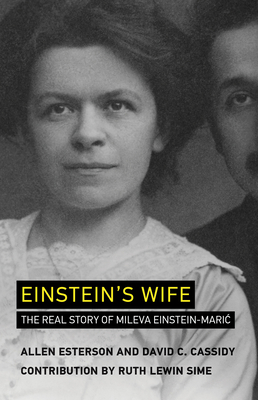 Einstein's Wife: The Real Story of Mileva Einstein-Maric-cover