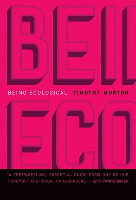 Being Ecological-cover