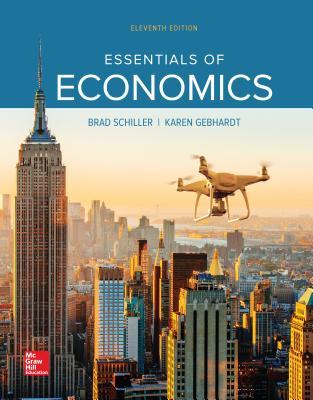 Loose Leaf for Essentials of Economics-cover