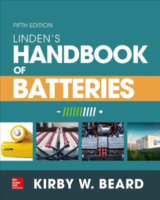 Linden's Handbook of Batteries, Fifth Edition-cover