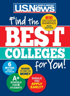 Best Colleges 2020: Find the Right Colleges for You!-cover