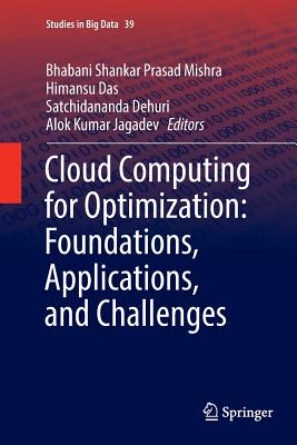 Cloud Computing for Optimization: Foundations, Applications, and Challenges-cover