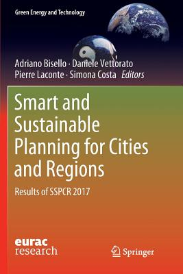 Smart and Sustainable Planning for Cities and Regions: Results of Sspcr 2017-cover